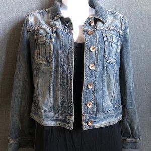 Express jean jacket. Size medium